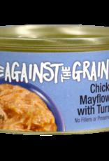 Against The Grain Against The Grain Farmers Market Chicken & Polyhauaii Berry Grain Free Cat Food 2.8 oz