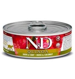 Farmina Farmina N&D Skin & Coat Quinoa & Duck Canned Cat Food