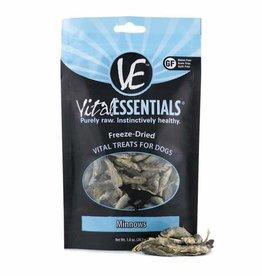 Vital Essentials Vital Essentials Minnows Freeze-Dried Dog Treats 1 oz