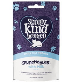 Simply Kind Hearted Simply Kind Hearted - Cat Treats with Milk 1.4oz