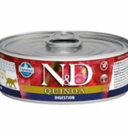 Farmina Farmina N&D Digestion Quinoa & Lamb Canned Cat Food 2.8 oz