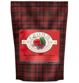 Fromm Fromm Four Star Highlander Beef, Oats, 'n Barley Recipe Dry Dog Food 5Lb