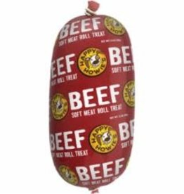 Happy Howie's Happy Howie's Premium Beef Roll Dog Treat 12 oz