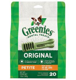 Greenies Greenies Treat Pack 12 oz Petite 20 Count