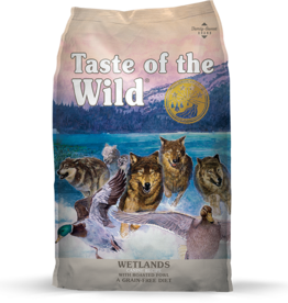 Taste Of The Wild Taste of the Wild Wetlands Canine with Roasted Wild Fowl 28 lb