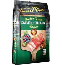 Fussie Cat Fussie Cat Market Fresh Salmon & Chicken Recipe Grain-Free Dry Cat Food 2 lb
