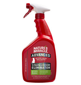 Nature's Miracle Nature's Miracle Advanced Just For Cats Stain & Odor 32 oz