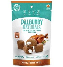 Presidio Predisio Pill  Buddy  Naturals Soft & Chewy Dog Treats Chicken