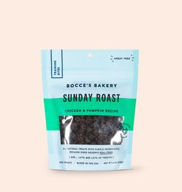 Bocce's Bakery Bocce's Bakery Sunday Roast Training Bites Dog Treats  6 oz