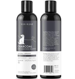 Kin+Kind Kin+Kind Charcoal Deep Clean Dog Shampoo 12 oz