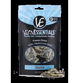 Vital Essentials Vital Essentials Minnows 2.5 oz