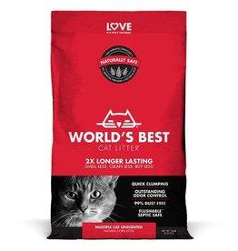 Worlds Best Cat Litter World's Best Cat Litter Multi Cat Unscented 8 lb