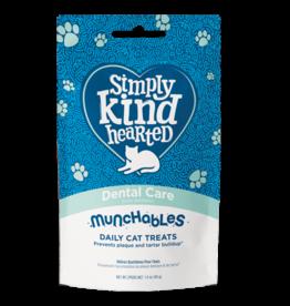 Simply Kind Hearted Simply Kind Hearted Cat Dental Care Treats 1.4oz