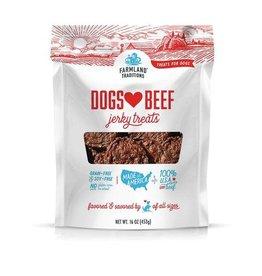 Farmland Farmland Traditions Dogs Love Turkey & Sweet Potato Jerky Treats 16 oz
