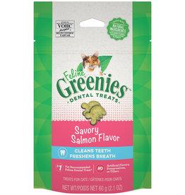 Greenies Greenies Feline Salmon Treat 2.1 oz