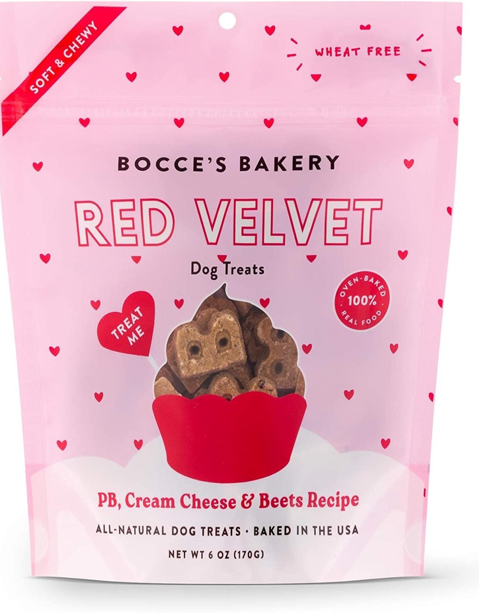 Bocce's Bakery Bocce's BAKERY DOG RED VELVET 6OZ