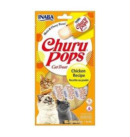 Inaba Inaba Churu Pop Cat Treat Tuna with Chicken Recipe 2.16 oz