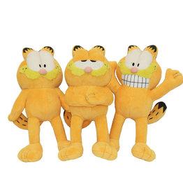 Multipet Multipet Garfield Squeak Assorted Dog Toy 10 Inch