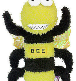 Multipet Multipet Buzz Off Bee Dog Toy 12 Inch