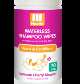 Nootie Nootie Waterless Grooming Wipe Japanese Cherry Blossom 70 Ct