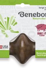 Benebone Benebone Bacon Flavor Zaggler Tough Dog Chew Toy Large