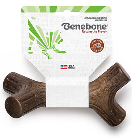 Benebone Benebone Maplestick Tough Dog Chew Toy Medium