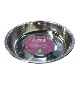 Messy Mutts Messy Mutts Cat Bowl Stainless Steel 1.75 Cup
