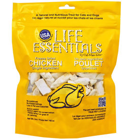 Cat Man Doo Cat Man Doo Life Essentials Chicken Freeze-Dried Cat & Dog Treats 2 oz
