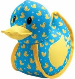 The Worthy Dog The Worthy Dog Rubber Duck Small
