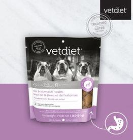 Vetdiet Vetdiet Dog Grain Free Biscuits Skin & Stomach Health 1 lb