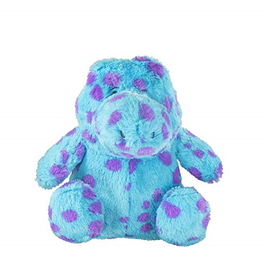 Hero Hero Chuckles Blue Hippo Dog Toy Large