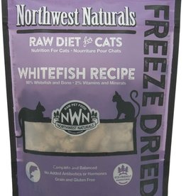 Norhwest Naturals Cat Freeze-Dried Whitefish 4 oz
