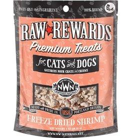 Northwest Naturals Northwest Naturals Raw Rewards Freeze Dried Shrimp Cat & Dog Treats 1 oz