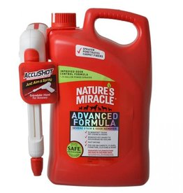 Nature's Miracle Nature's Miracle Advanced Stain & Odor Remover Accushot 170 oz