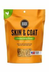 Bixbi BIXBI Skin & Coat Chicken Jerky Treats 5 oz