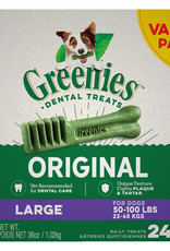 Greenies Greenies Dental Chews Value Size Tub 36 oz Large