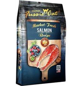 Fussie Cat Fussie Cat Market Fresh Salmon Recipe Grain-Free Dry Cat Food 2 lb