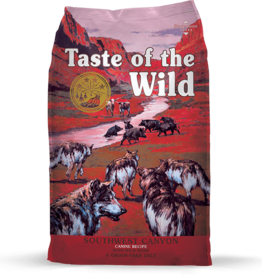 Taste Of The Wild Taste of the Wild Southwest Canyon with Wild Boar 14 lb