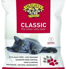 Dr. Elsey's Dr. Elsey's Litter Classic 18 lb Scoopable