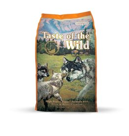 Taste Of The Wild Taste of the Wild High Prairie Puppy Bison/Venison 28 lb
