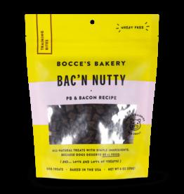 Bocce's Bakery Bocce's Bakery Dog Training Bacon Nutty 6 oz