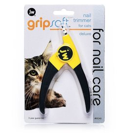JW Products JW Pet Company GripSoft Cat Deluxe Nail Trimmer