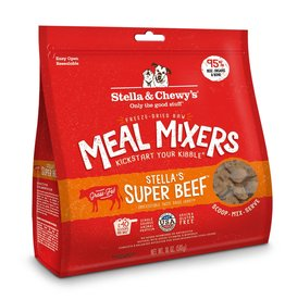 Stella & Chewy's Stella & Chewy's Freeze Dried Super Beef Meal Mixers 35 oz