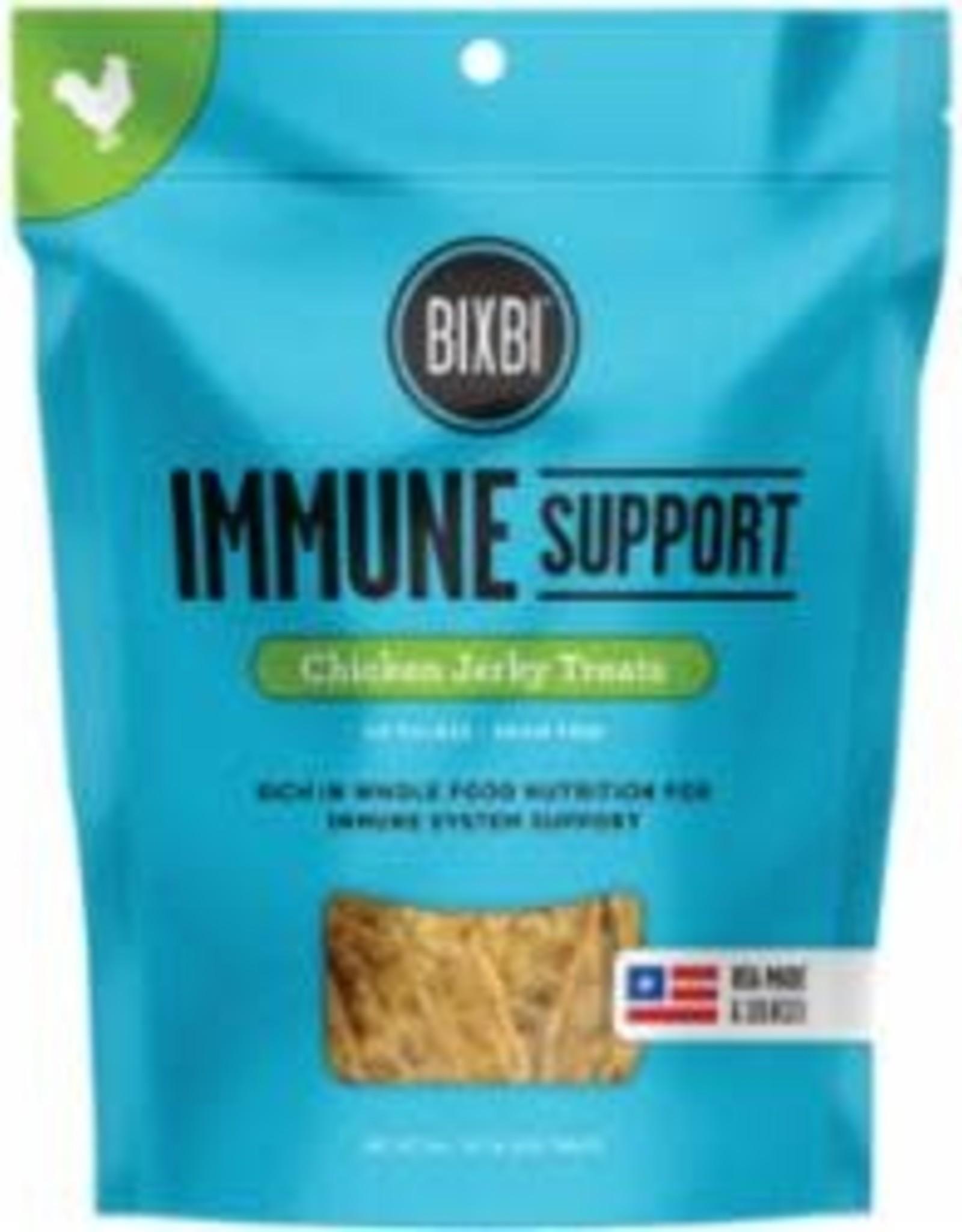 Bixbi Bixbi Chicken Immune Support Jerky Dog Treats 5 oz