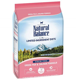 Natural Balance Natural Balance LID Green Pea & Salmon Dry Cat 2 lb