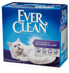 Ever Clean Ever Clean Lightly-Scented Extreme Clump Cat Litter 25 lbs