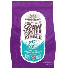 Stella & Chewy's Stella & Chewy's Raw Coated Kibble Wild Caught Salmon Recipe Dry Cat Food 5 lb