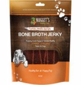 Nuggets Healthy Nuggets Healthy Eats Dog Jammin Jowlers Chew Turkey 5 oz