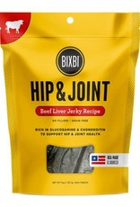 Bixbi Bixbi Dog Treat Jerky Hip & Joint Beef Liver 12 oz
