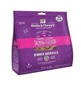 Stella & Chewy's Stella & Chewy's Freeze Dried Yummy Lickin' Salmon & Chicken Dinner Cat 3.5 oz